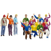 21128 Figurák - Nézőközönség