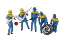 21132 Figurák - Mechanikusok