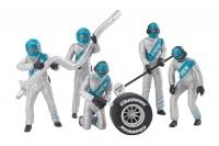 21133  Figurák - Mechanikusok