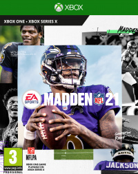 XONE Madden NFL 21