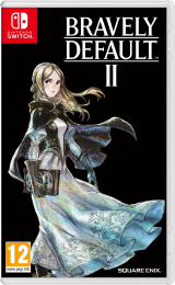 SWITCH Bravely Default II