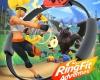 Élvezz egy különleges, újszerű kalandot a Ring Fit Adventure játékkal Nintendo Switch konzolon