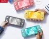 Korallszínű Nintendo Switch Lite konzol jelenik meg Európában 2020. április 24-én