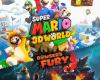 Fedezz fel új lehetőségeket a Super Mario 3D World + Bowser's Fury játékban Nintendo Switch konzolon