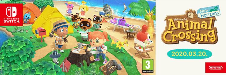HU Animal Crossing: New Horizons