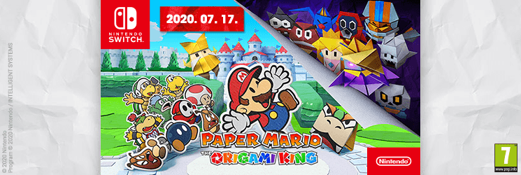 HU Paper Mario: The Origami King