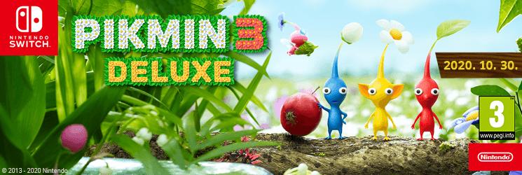 HU Pikmin 3 Deluxe