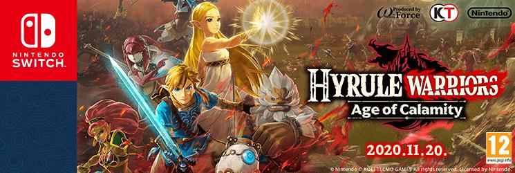 HU Hyrule Warriors: Age of Calamity