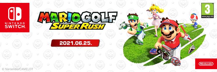 HU Mario Golf: Super Rush