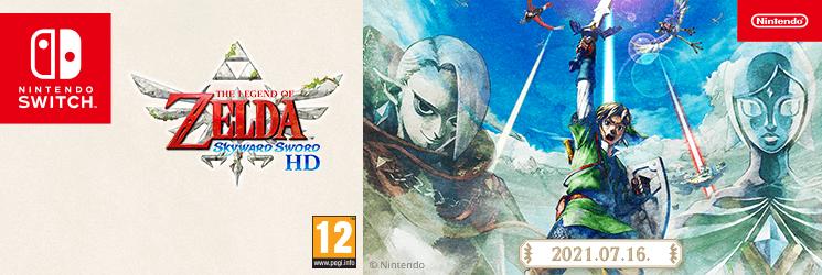 HU The Legend of Zelda: Skyward Sword HD