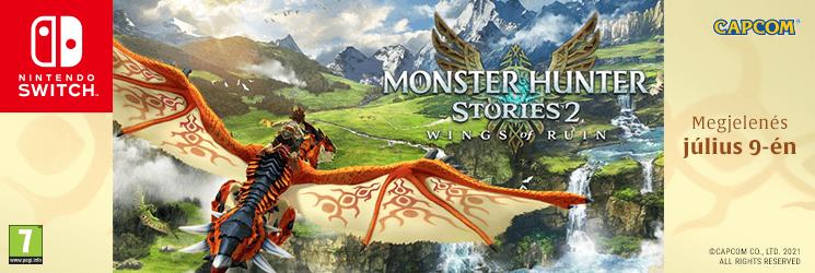 HU Monster Hunter Stories 2